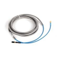Eddy Current Probe Extension Cable, 4.0 Meter, Armored
