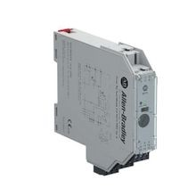 Allen-Bradley 937A-PSFD Redundant Power Feed Module, For Use With 937 Intrinsic Safety Module, 30 VAC, 40 VDC, 20 to 30 VDC, 2 A Contact Loading, -13 to 140 deg F Ambient