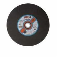 CGW® 35576 Type 1 Cut-Off Wheel, 14 in Dia x 3/32 in THK, 1 in, 36P Grit, Aluminum Oxide Abrasive