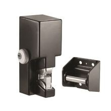 Securitron® GL1 Standard Fail Locked Electromechanical Gate Lock, 2000 lb Holding Force, 12/24 VDC 3.5 W, Black