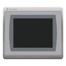 PanelView Plus 7 Standard Terminal, Touch Screen, 5.7 inches, TFT Color, Single Ethernet, 24V DC, Windows CE OS License, Standard Model