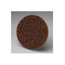 Scotch-Brite™ Roloc™ 480110-55275 Non-Woven Surface Conditioning Disc, 50.8 mm Dia, MED Grade, Aluminum Oxide Abrasive