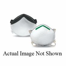 Honeywell Safety Saf-T-Fit ® 14110391 Disposable Particulate Respirator With Boomerang Nose Seal, M/L, N95, 0.95 Filter