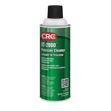 CRC® 03155 XT-2000™ Precision Cleaner, 16 oz Aerosol Can, Liquid, Clear, Mild