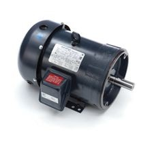 REGAL® GT1212 2-Pole AC Motor, 5 hp, 230/460 VAC, 12/16 A, 60 Hz, 3 Phase, 184TC Frame, 3600 rpm, IP43 Enclosure