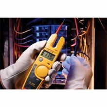 Fluke® T5-600-USA Heavy-Duty Voltage Continuity and Current Tester, 0 to 600 VAC/VDC, 1000 Ohm