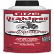 CRC® 5089 Brake Parts Cleaner, 500 g Aerosol Can, Liquid, Clear White, Mild Ethereal