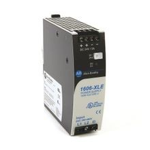 1606-XLE120EN: Essential Power Supply, 24-28V DC, 120 W, 120V AC Input Voltage