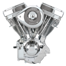 V111 Complete Assembled Engine - Natural