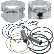 "95"" Conversion Pistons for 1999-'06 HD<sup>®</sup> Big Twins - +.010"""