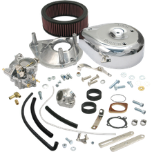 Super G Carburetor Kit for 1979-'84 Big Twin Models, Standard Tanks