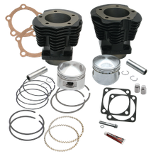 Stock Bore Cylinder and Piston kit for 1936-'47 Big Twins