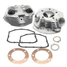 Replacement Stock Bore Cylinder Heads For S&S<sup>®</sup> P-Series Engines and Retro Conversion Kits For 1966-'84 HD<sup>®</sup> Big Twins
