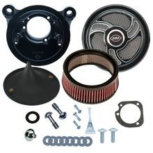 Stealth Air Cleaner Kit with Torker for 2001-'17 bt with Delphi<sup>®</sup> EFI, Except Throttle by Wire