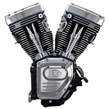 T111 Long Block Engine for 1999-2006 (except 2006 Dyna<sup>®</sup>) - Wrinkle Black