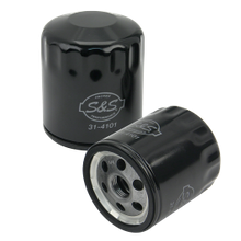 Black Oil Filter for HD<sup>®</sup> Sportster<sup>®</sup>, HD<sup>®</sup> Evolution<sup>®</sup>, and Shovelhead Models