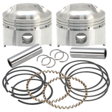 "3-1/2"" +.010"", 80"" LC Forged Pistons for 1978-'84 HD<sup>®</sup> OHV Engines"