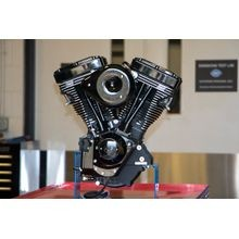 V111 Black Edition Engine for 1984-'99 HD® Models with Evolution® Engines - 585 Cams