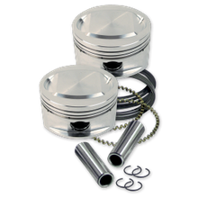 "95"" Conversion Pistons for 1999-'06 HD<sup>®</sup> Big Twins - Standard"