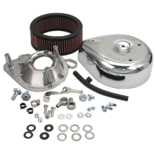 S&S<sup>®</sup> Teardrop Air Cleaner Kit For S&S<sup>®</sup> Super E & G Carburetors For 1900-'06 HD<sup>®</sup> Big Twins