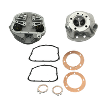 "Replacement 3-5/8"" Bore Dual Plug Cylinder Heads For S&S<sup>®</sup> P-Series Engines and Retro Conversion Kits For 1966-'84 HD<sup>®</sup> Big Twins"