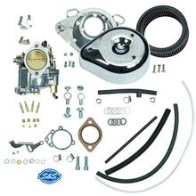 Super E Carburetor Kit Without Manifold & Mounting Hardware for 1993-'99 Big Twin Models