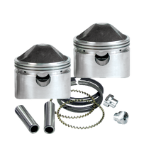 "Stroker Piston Kit For 1972-'85 HD<sup>®</sup> Ironhead Sportster<sup>®</sup> Models - 3-3/16"" +.060"""