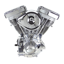 V124E 49-State Emissions Compliant Engine - Polished