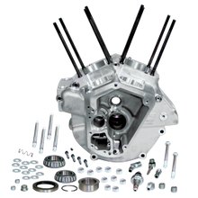 Super Stock<sup>®</sup> Alternator Style Crankcase for 1984-'91 Big Twins with Stock Bore - Natural