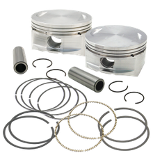 "106"" Big Bore Forged Pistons For 2007-'16 HD<sup>®</sup> Big Twins - 3.927"" +.010"" Bore"
