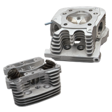 "S&S<sup>®</sup> Super Stock<sup>®</sup> Cylinder Head Kit For 3-1/2"" and 3-5/8"" Bore 1991-'03 HD<sup>®</sup> Sportster Models - Natural Aluminum Finish"