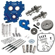 Gear Drive Cam Chest Kit for 2007-'17 HD<sup>®</sup> Big Twin and '06 Dyna<sup>®</sup> - 510G