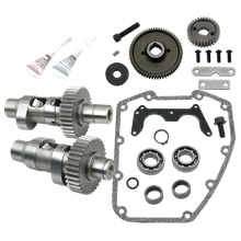 Easy Start<sup>®</sup> Gear Drive Camshaft Kit for 1999-'06 HD<sup>®</sup> Big Twins except '06 HD<sup>®</sup> Dyna<sup>®</sup> - Complete Kit