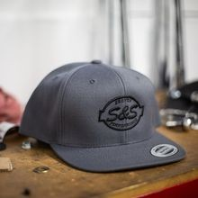 S&S<sup>®</sup> Cycle Classic 6 Pannel Snapback