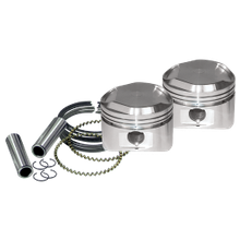"89"" High Compression Stroker Pistons For 1984-'99 HD<sup>®</sup> Big Twins And 1986-'03 HD<sup>®</sup> Sportster<sup>®</sup> Models W/ Super Stock Heads - +.020"""