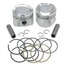 "80"" Pistons for 1984-'99 HD<sup>®</sup> Big Twins W/ Super Stock Heads - .005"""