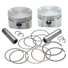 "Forged 3 5/8"" Bore Piston Kits for 1984-'99 HD<sup>®</sup> Big Twins 88"", 93"", & 98"" Stock Style Heads"