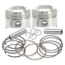 "3-1/2"" +.030"", 80"" LC Forged Pistons for 1978-'84 HD<sup>®</sup> OHV Engines"