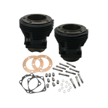 "3-5/8"" Bore Cylinder Set for 1966-'84 Big Twins W/S&S 98"" Sidewinder Kit and SH98 Engines - Gloss Black"