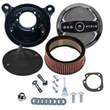 Stealth Air Cleaner Kit with Air 1 for 2001-'17 bt with Delphi<sup>®</sup> EFI, Except Throttle by Wire