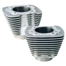 "3-1/2"" Bore Cylinder Set for 1200cc 1986-'17 Xl & 1994-'02 Buell<sup>®</sup> models - Natural"