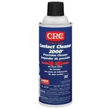 CRC® 02140 Contact Cleaner, 13 oz Aerosol Can, Liquid, Clear, Slight Ethereal