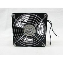 Hoffman D85 Compact Axial Fan, 115 VAC, 0.26/0.21 A, 17 W at 50 Hz/15 W at 60 Hz, 85/100 cfm