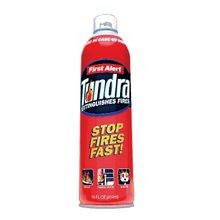 BRK® Tundra™ AF400 Fire Extinguishing Spray, Chemical Fire, 6 lb