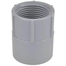 Carlon® E942F Conduit Adapter, 1 in, Female, PVC