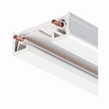 Juno® Trac-Lites™ R4WH One Circuit Trac System, 4 ft L x 1-3/8 in W x 1/2 in D, Extruded Aluminum