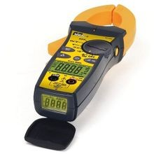 IDEAL® TightSight 760 Clamp Meter, 750 VAC/999.9VDC, 660A, 9999 Ohm, 20 to 400 Hz, 1.42 in Jaw, LCD Display