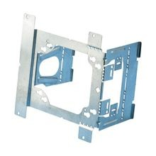 Caddy® TEB23 Universal Box Bracket, 4 to 4-11/16 in Box, Steel, Pre-Galvanized