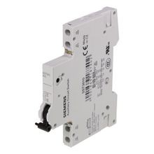 Siemens Sentron® 5ST3010 Auxiliary Switch, 400/230 VAC