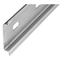Allen-Bradley, 199-DR2, DIN Mounting Rail, Zinc Plated, Chromated Steel, 35mm x 7.5mm DIN Rail, 2 Meter